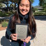 黃凱寧 獲全國演講辯論最佳學生獎
