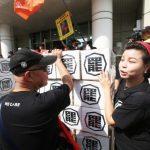 40萬連署罷免書送到 韓國瑜:輕鬆面對