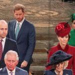 威廉、哈利王室活動最後一次同場 兄弟「相敬如冰」