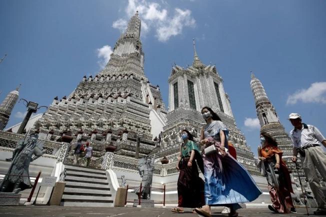 泰國今天暫停對包括台灣等多個國家和地區核發入境落地簽證。 歐新社