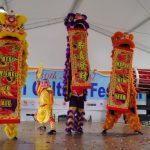 南佛州亞洲文化節 體驗布袋戲等台灣文化