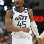 NBA爵士第二名球員確診 球星米契爾遭感染