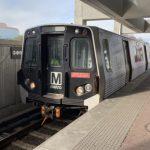 搭乘次数少10万 华府地铁增消毒、拟减班