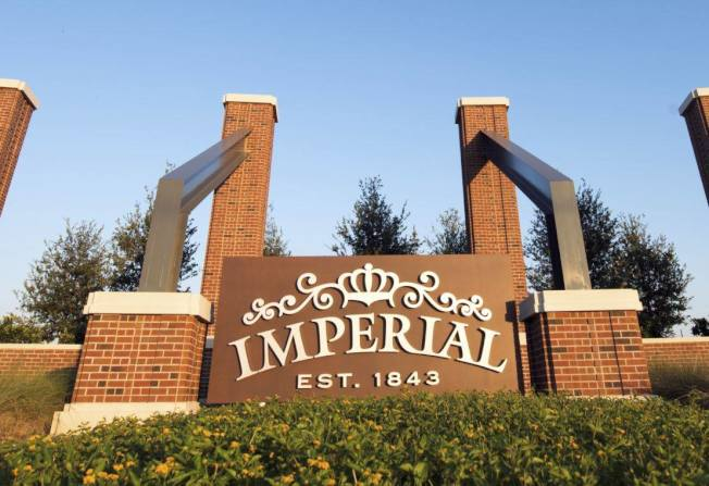 帝國糖廠的總部還在糖城。(Imperial Sugar Company臉書)