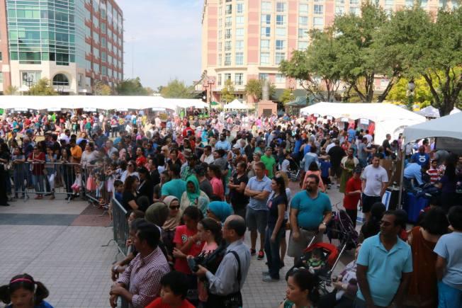 糖城是德州亞裔人口比例最高的城市。(市府網頁)