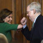 白宮與民主黨協商抗疫紓困方案 兩黨有望達協議
