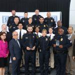 西南管理區 表揚優秀警務人員