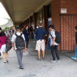 24學區停課 波及百萬學生