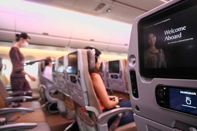無論是在機場或飛機上,都要注意防範自己。(Getty Images)