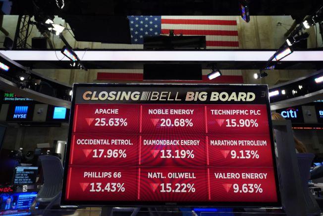 歷史表明,股市大跌之後應會大幅反彈。(Getty Images)