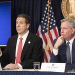 葛謨令紐約市下周關學校 24小時內出台應急方案