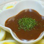 料理功夫 自製醬料 紅油抄手醬、雞蛋沾醬