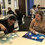 羅倫斯大學邀佛光山法師指導茶禪