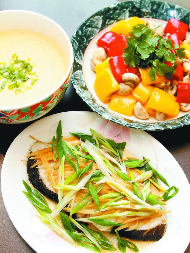 色彩豐富的餐食,往往代表營養均衡。(本報資料照片)