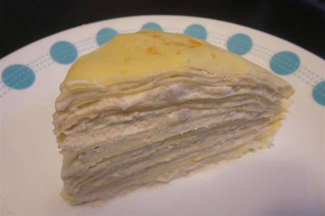 芋头千层蛋糕