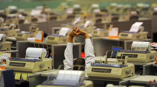 壓力過大是慢性疲勞症候群常見原因。 (Getty Images)