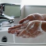 防疫 肥皂洗手液即可除菌