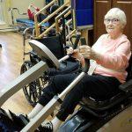 感人好消息! 90歲中風老奶奶 染疫漸康復