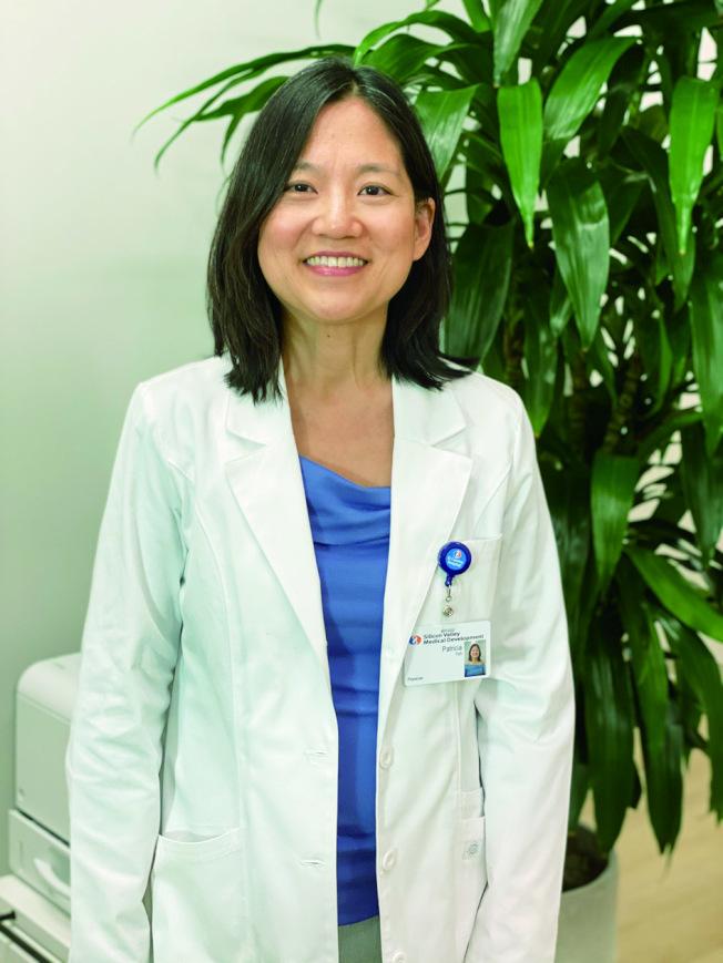 內科醫師、生活型態醫學專家葉佩蒂。