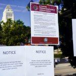 洛杉磯縣法院停審 至4月中