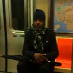 非裔罵「病毒攜帶者」 華裔情侶搭地鐵受辱 錄影存證險被打