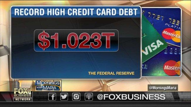 美國人的信用卡債已逾1兆美元,目前在疫情衝擊之下,估計有6700萬人將無法還卡債。(取自推特)