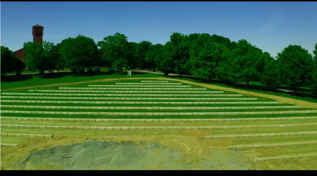 全新開發「恆福陵園」罕見階梯式佈局、海拔高地勢瑞祥,永久性私屬墓園包括永久性的管理維護費用。