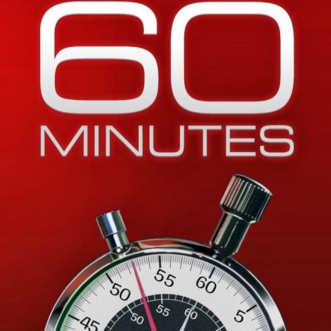 尼爾森公司調查顯示,疫情爆發以來,哥倫比亞廣播公司(CBS)「60分鐘」節目的收視觀眾最多,達1090萬人。(取自YouTube)