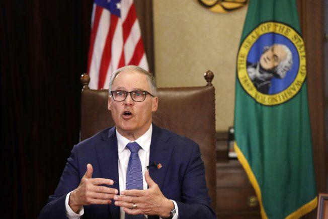 华盛顿州颁禁足令 州长喊话:必须忍耐