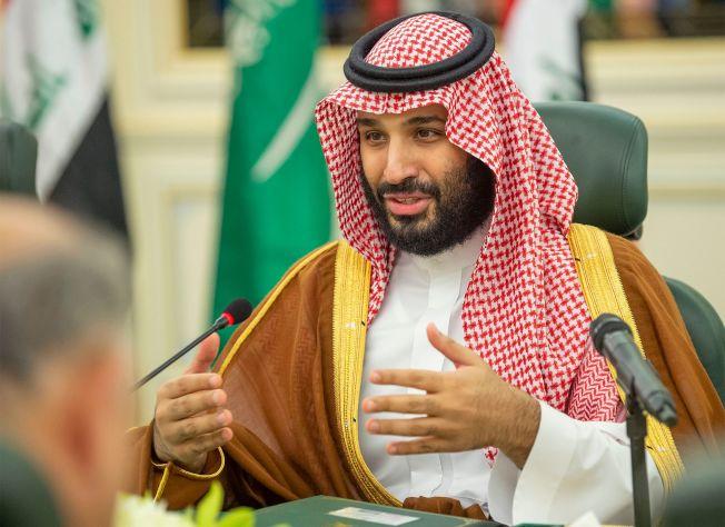 沙國王儲穆罕默德捲入誘殺異議記者哈紹吉案。法新社