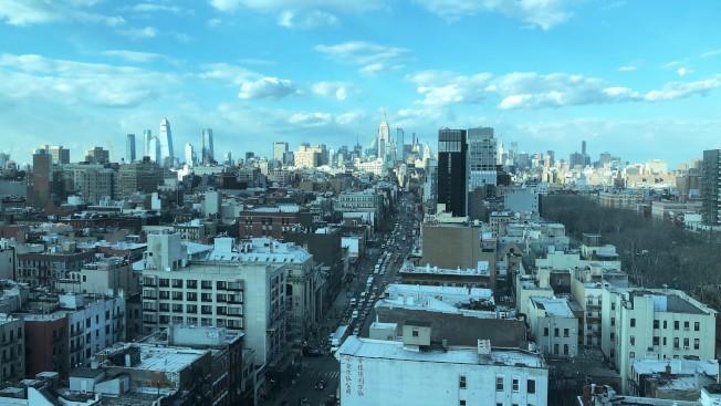 曼哈頓96街以下租金最便宜社區在下東城,租金中位數為3320元。(記者顏嘉瑩/攝影)