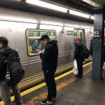 紐約地鐵25日起多線取消 無快車服務