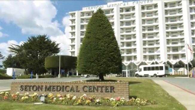 面臨破產關閉命運的德利市西頓醫院已被州府租借3個月,由25日起接收新冠病毒的病人。(州長辦公室提供)