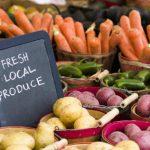 农夫市场推得来速 买新鲜蔬果免下车