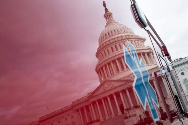 參院日前通過史上最大緊急紓困法案。(Getty Images)
