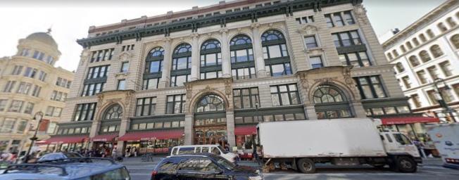 Trader Joe's關閉曼哈頓第六大道675號店面。(谷歌地圖截圖)