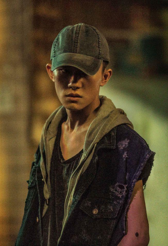 易烊千璽(圖)與周冬雨傳出因為合作電影《少年的你》相戀,粉絲紛紛表示不相信。(取材自豆瓣電影)