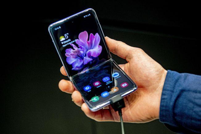 蘋果新專利 將衝摺疊iPhone