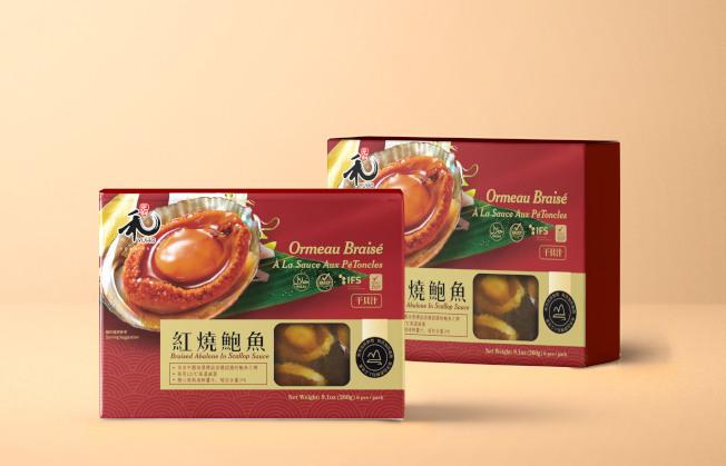 元和紅燒鮑魚美味又方便,稍為加熱,即可享用。現正在各大超巿熱賣中。