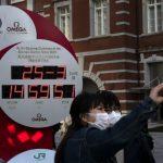 唏噓…東京奧運倒數時鐘 變成這樣