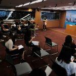 香港增65確診新高 酒吧群組現「二代患者」