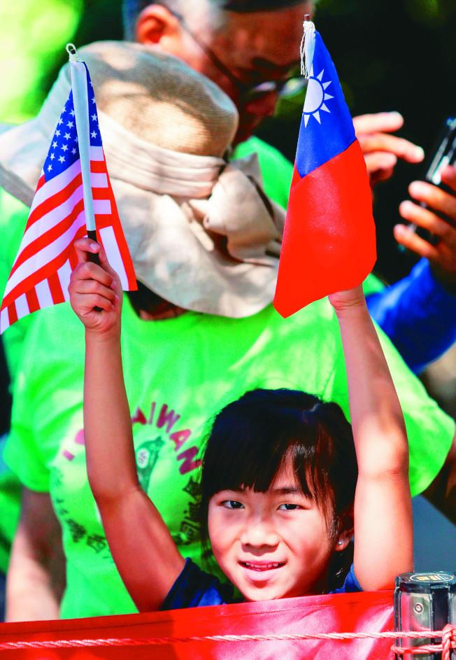 美國總統川普26日簽署「台北法案」,旨在強化台美夥伴關係。(路透)