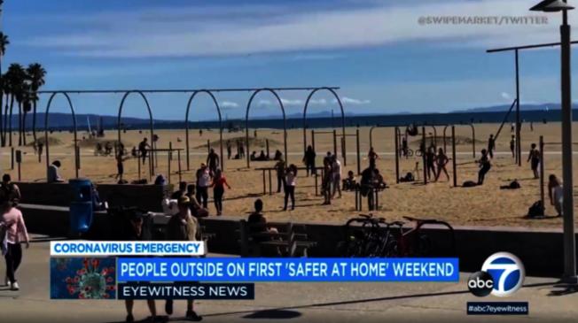 洛縣本周末「在家更安全」禁令 比上周更嚴格!