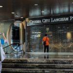 香港市民搶看「最後電影」 下午場幾乎滿座