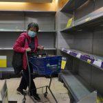 超市限購食米雞蛋 引發新一輪搶購潮