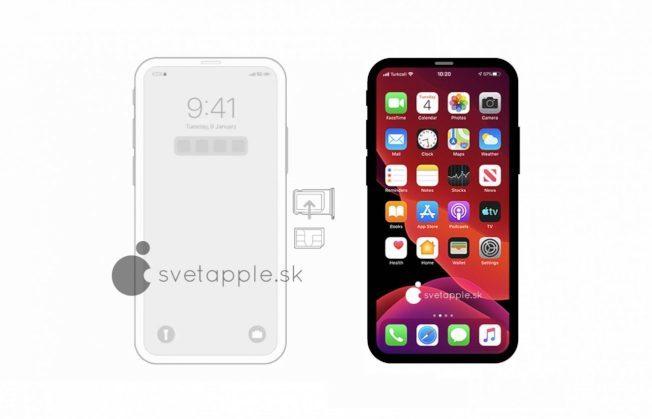 媒體:iPhone 12無瀏海 邊框變粗