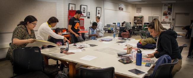 聖安東尼山社區學院29日開始全面網上授課。(聖安東尼山社區學院)