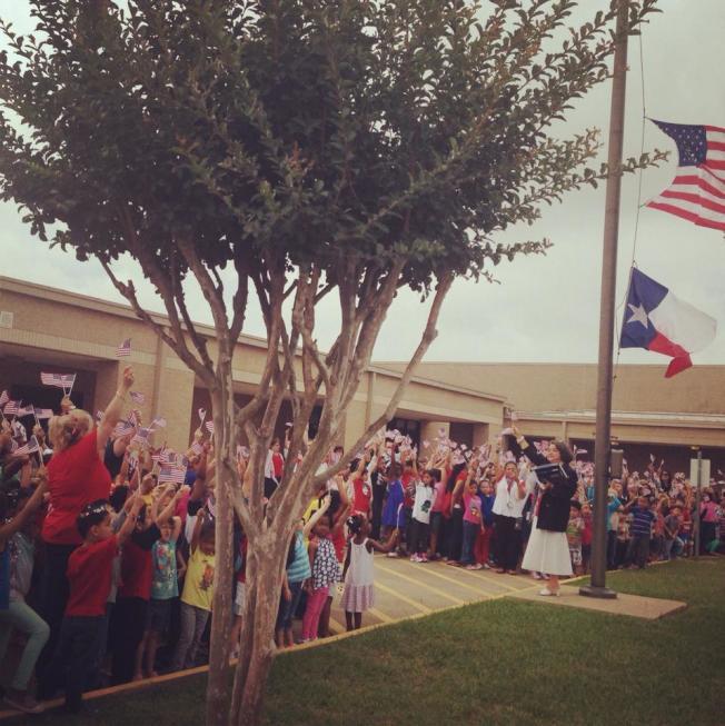 凱蒂獨立學區在德州排名第14,在大休士頓地區排名最高。(凱蒂獨立學區臉書)