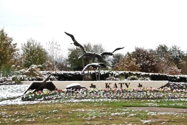 凱蒂市是大休士頓地區最受青睞的住宅區之一。(市府臉書)