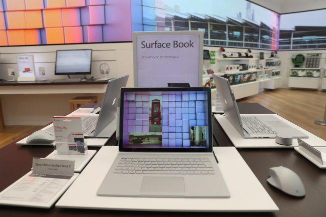 微軟Surface Book 3 可能換上AMD處理器
